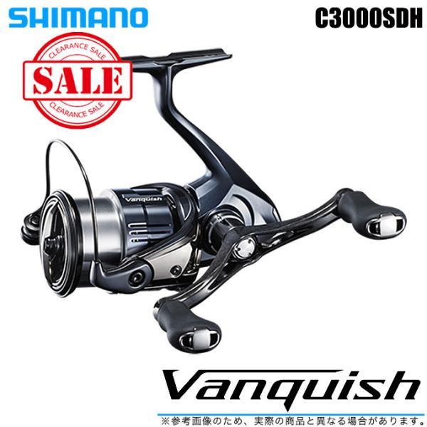 シマノ 19 ヴァンキッシュ C3000SDH (スピニングリール) 2019年モデル /(5)|f-marunishiweb2nd