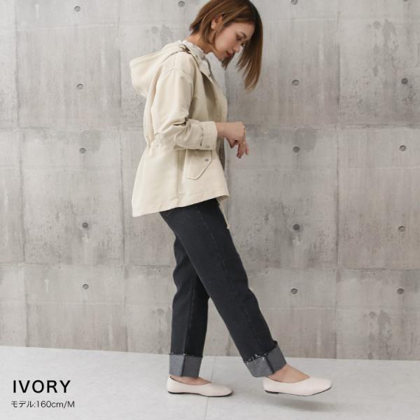 マウンテンパーカー レディース  バックテール ミリタリージャケット モッズ パーカー アウター 春 秋 送料無料|f-odekake|15