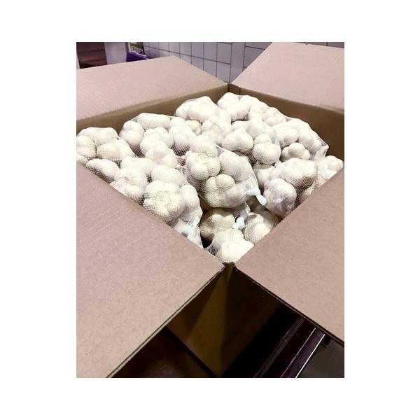 送料無料!業務用 青森産新物にんにく A級品 2Lサイズ 10kg 国産ニンニク 送料込|f-oishii|07