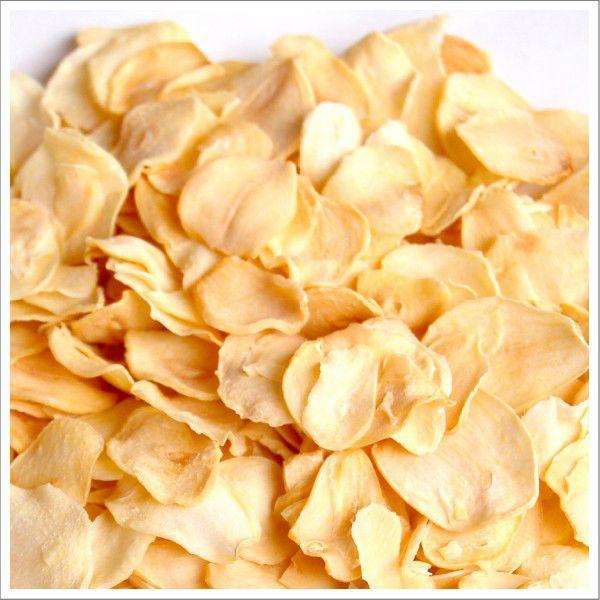 送料無料!業務用 九州産乾燥にんにくチップ 10kg 国産ニンニク 送料込|f-oishii