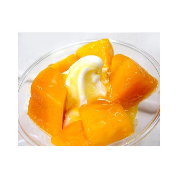 全国送料無料! 農家直送 大隈農園の完全無農薬・有機栽培 宮崎完熟マンゴー(Mango) 1玉2L 化粧箱|f-oishii|05
