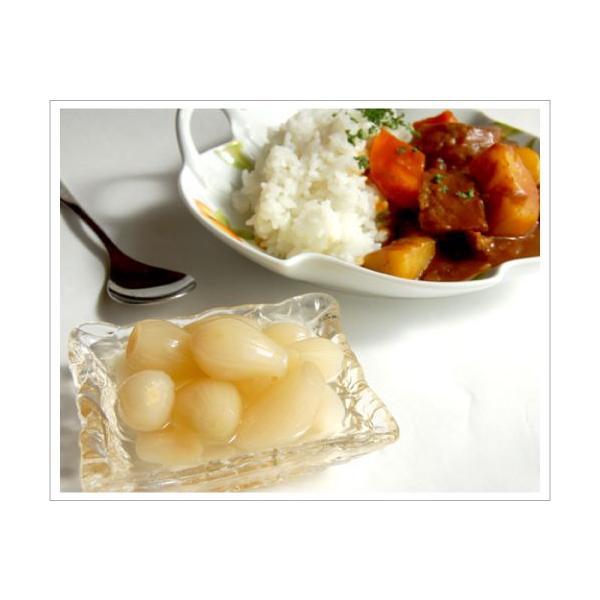 宮崎県都城産 黒糖黒酢らっきょう 1箱(4袋+1袋プレゼント)|f-oishii|04