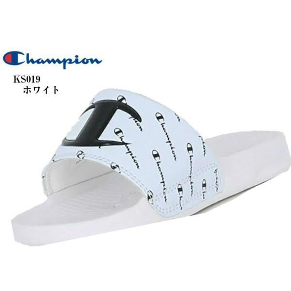 KIDS SLEIGH リゾート シャワー サンダル (Champion) CP KS019 チャンピオン 足なじみの良いフットベッド キッズ ジュニア