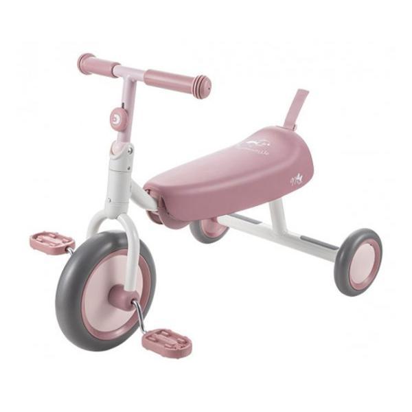 子供用 幼児用 三輪車 キッズバイク ides アイデス D-bike dax ディーバイクダックス ディズニー ミニー [RY]
