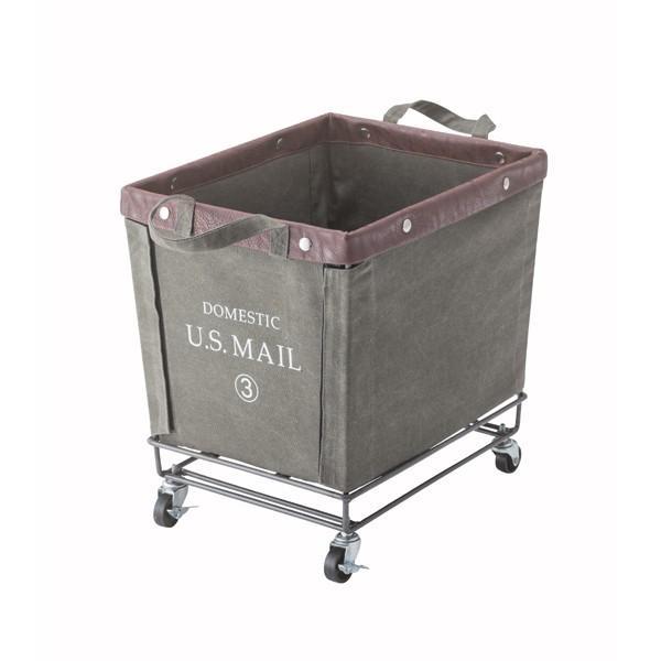 ランドリーバスケット キャスター付き ランドリーボックス 洗濯かご 収納ボックス おもちゃ箱 コインランドリー 洗濯物入れ グリーン