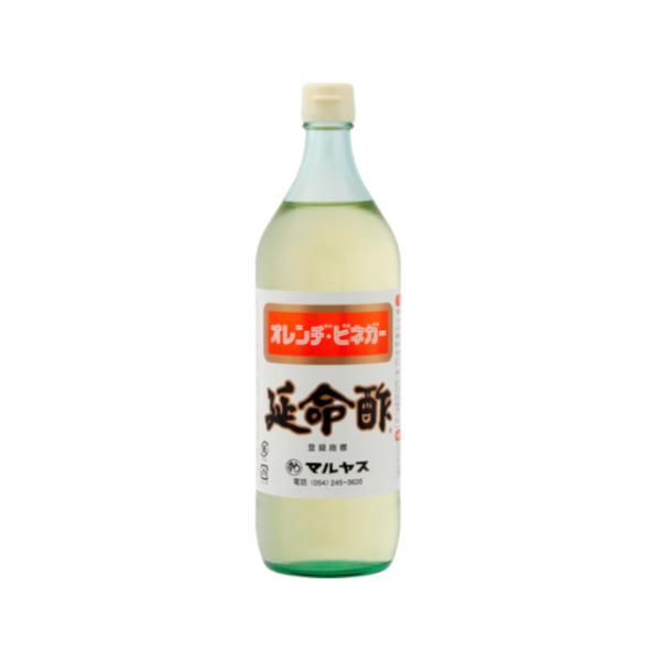 近藤酢店 延命酢 900ml x6 *