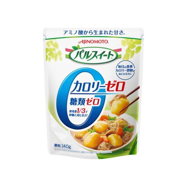 味の素 パルスイート カロリーゼロ 140g x10 *