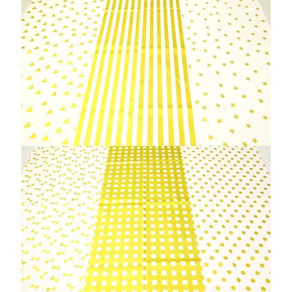 生地 1m単位 オックス キラキララメプリント HSK 布 スター ストライプ 三角 リボン チェック ドット W-YWT【値下げ処分品】|fabrichouseiseki|04