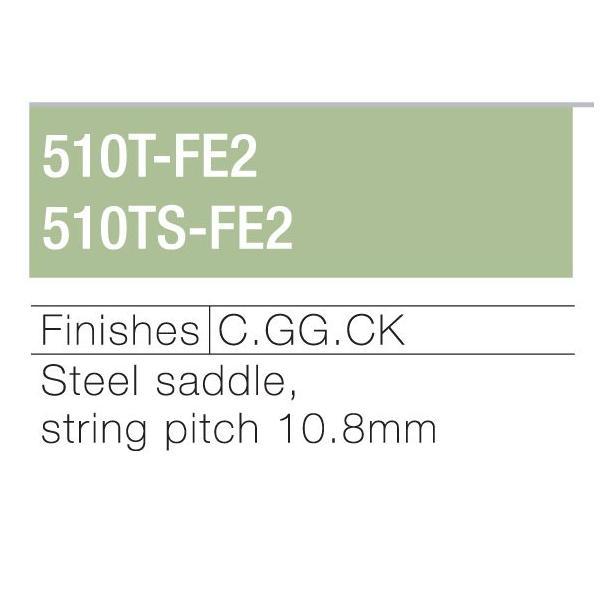ゴトー【GOTOH】トレモロユニット 510T-FE2(コスモブラック) factorhythm 03