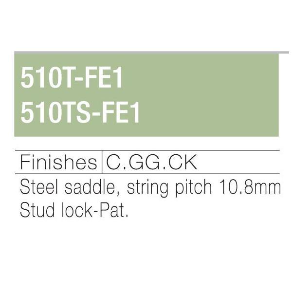 ゴトー【GOTOH】トレモロユニット 510TS-FE1(クローム)|factorhythm|03
