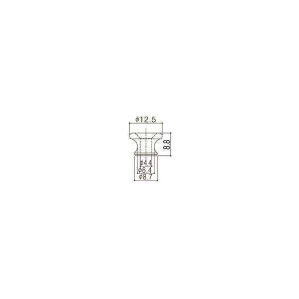 ゴトー【GOTOH】ストラップピンEP-B1(ゴールド)|factorhythm|02