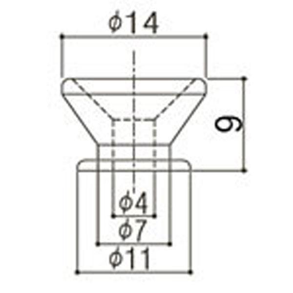 ゴトー【GOTOH】エイジド加工済「RELIC」ストラップピンEP-B2|factorhythm|02