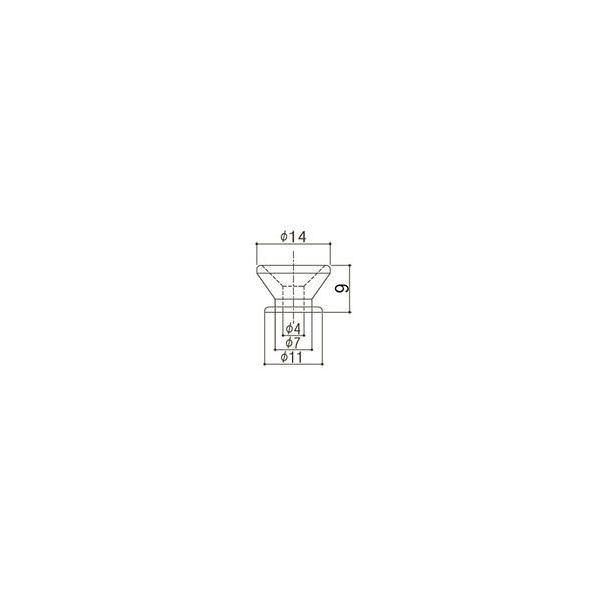 ゴトー【GOTOH】ストラップピンEP-B2(クローム)|factorhythm|02