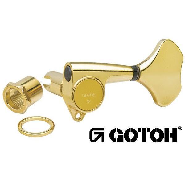 ゴトー【GOTOH】ベースペグ 6弦 GB720-6(ゴールド)|factorhythm