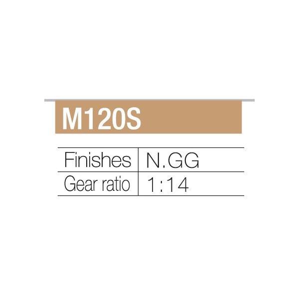 ゴトー【GOTOH】マンドリンペグ M120S(ニッケル)|factorhythm|03