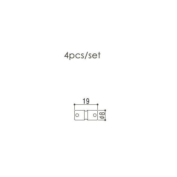 ゴトー【GOTOH】サドルセットS203(コスモブラック)|factorhythm|02