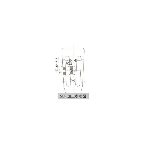 ゴトー【GOTOH】オープンタイプギターペグ SEP770(ニッケル) ツマミ:05M/06M/SL/SLB|factorhythm|03