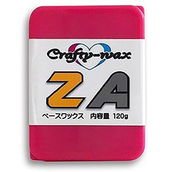 雪温感応型ベースワックス ZA ブラック|factory-are