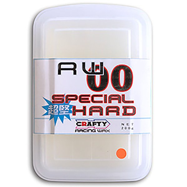 CRAFTY RACING WAX RW00 SPECIAL HARD スペシャルハード 超堅 BASE WAX factory-are