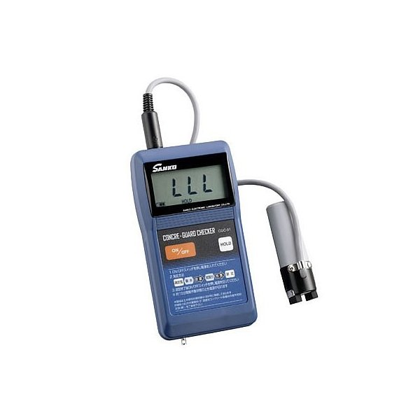 金属探知器 鉄片探知 検針器 サンコウ電子研究所 CGC-01
