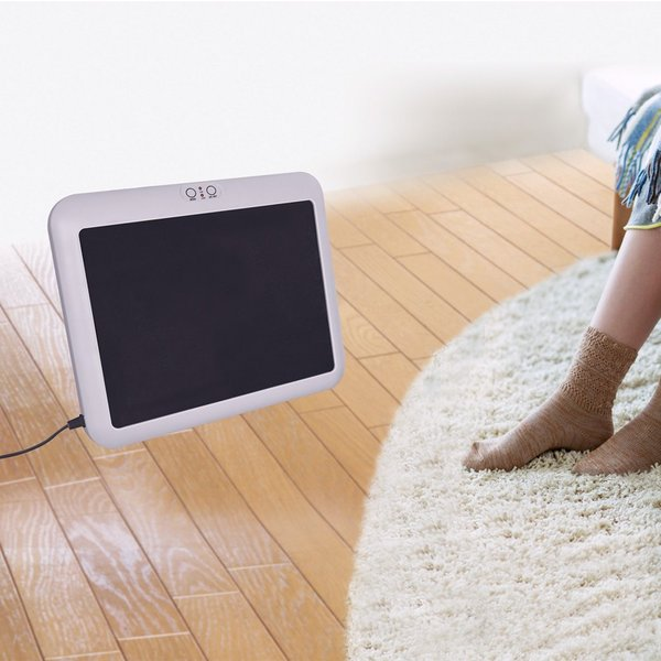 3way パネルヒーター マイカパネルヒーター  遠赤外線パネルヒーター 暖房 暖房機器 暖房器具 暖かい|fafe|02