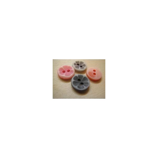 プラスティックボタン、ポリボタン(キャンディボタン)35個セット|fairy-lace|05