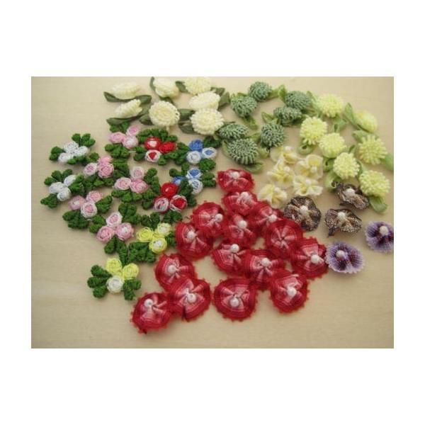 刺繍ミニモチーフ、アップリケ、ワッペンセット fairy-lace