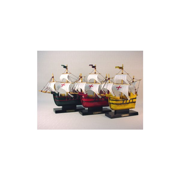帆船模型 モデルシップ 完成品 NO255 サンタマリア|fairy-land