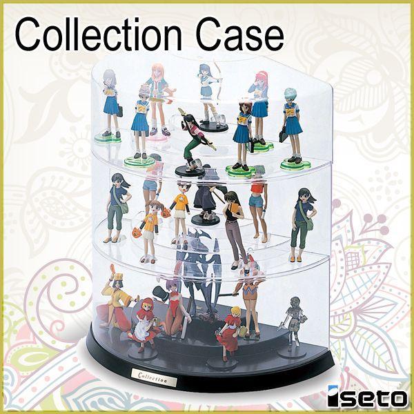 コレクションケース フィギュアケース ミニカーケース ディスプレイケース 伊勢藤 ISETO イセトー H103|fairy-land