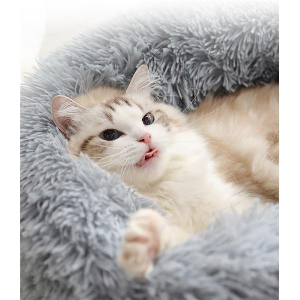 ペットベッド 犬 猫 犬猫用 暖かい 寝袋 ドックベッド 冬用 送料無料 マット おしゃれ かわいい ペットグッズ 寝具 犬用品 ふわふわ ペットマット|fairydust|12