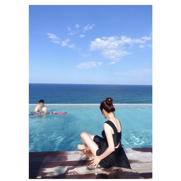 水着レディース ワンピース型 ガールズ スイムウェア スイミング 海水浴 温泉 ビーチ ミズギ セクシー 可愛い|fairyhouse0000|16