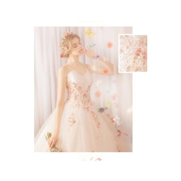 ウェディングドレス エンパイア  二次会ドレス シンプルエンパイアドレス ウェディングドレス・二次会ドレス 花嫁ドレス【スワニーエンパイアドレス】|fairyhouse0000|05