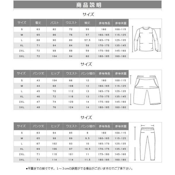夏用メンズ ランパン ランショーツ 上下セット2/3点 吸汗速乾半袖Tシャツ ジムトレーニングウェア ランニングウェア ジョギング 男性用 マラソン スポーツウエア|fairyhouse0000|11