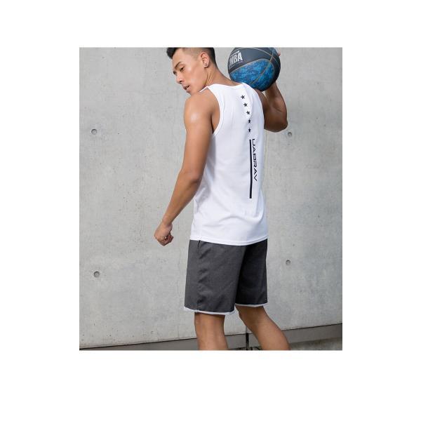 夏用 メンズ ランパン ランショーツ 上下セット 吸汗速乾 半袖Tシャツ ジム トレーニングウェア ランニングウェア ジョギング 男性用 マラソン スポーツウエア|fairyhouse0000|11