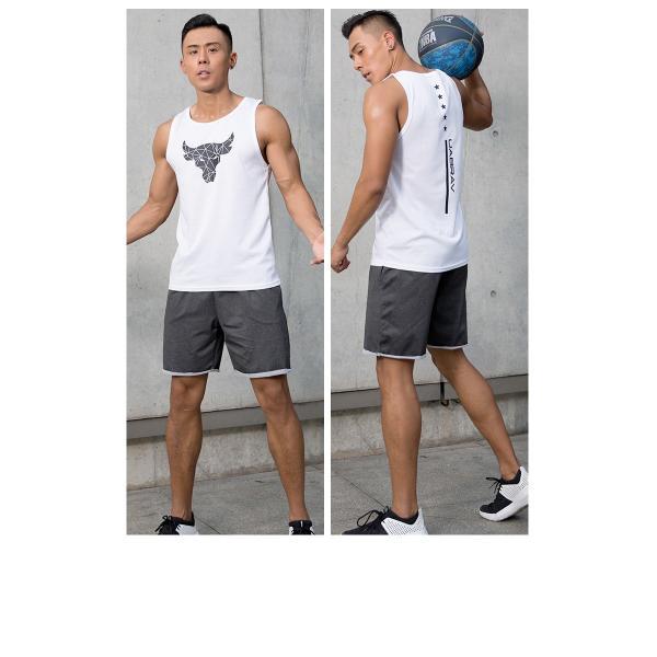 夏用 メンズ ランパン ランショーツ 上下セット 吸汗速乾 半袖Tシャツ ジム トレーニングウェア ランニングウェア ジョギング 男性用 マラソン スポーツウエア|fairyhouse0000|09