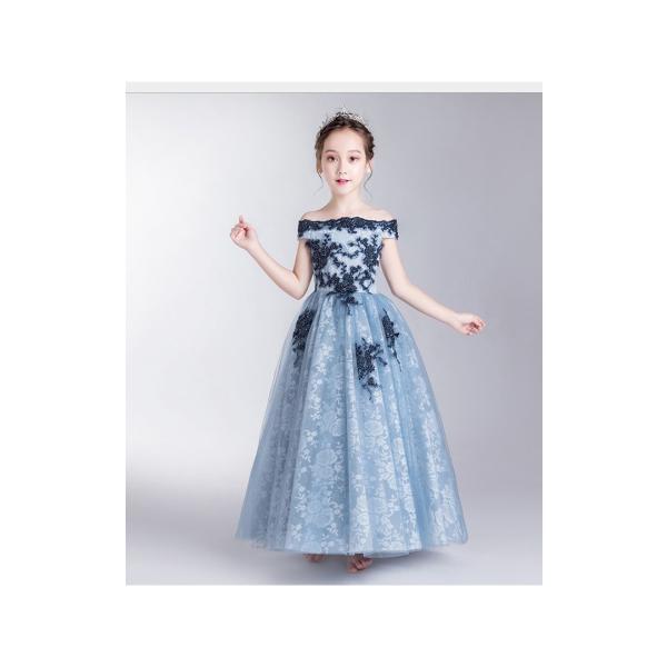 a0687acc7be ... 子供ドレス ロング ピアノ発表会 チュール ワンピース 子どもドレス フォーマル 七五三 ジュニアドレス ピンク シャンペン ...