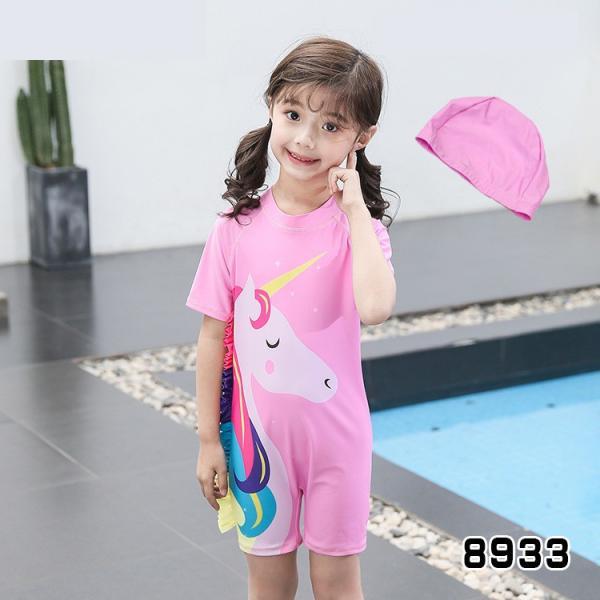 子供 水着 ワンピース水着 サロペット キッズ 長袖 水着 女の子 スイムウェア フリル 可愛い 紫外線カット 子供 こども ジュニア 女児 女子