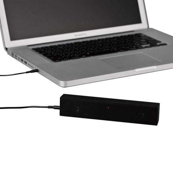 トライストラムス ポータブルスピーカー THM-EH01D 黒