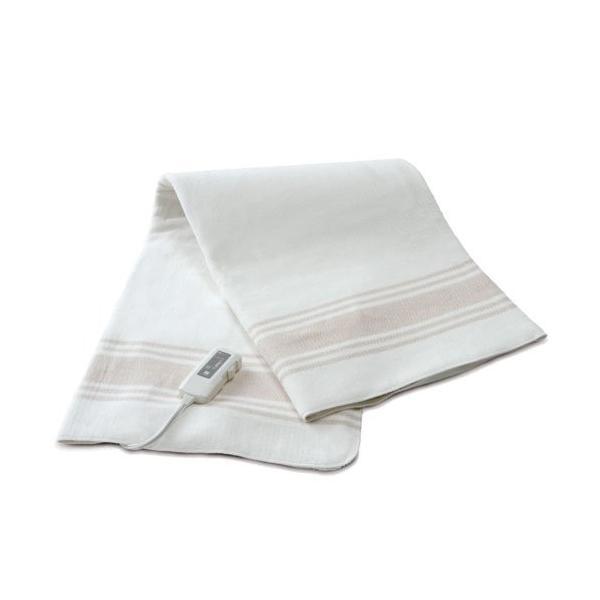 ゼンケン 電気掛敷 オーガニック毛布