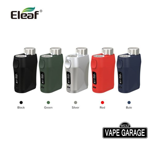 Eleaf iStick Pico X 75W 温度管理機能付き BOX MOD 電子タバコ VAPE|fake-smoker