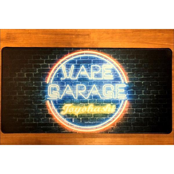Vape Garage オリジナルビルドマット 30cm×60cm 電子タバコ VAPE MOD RTA