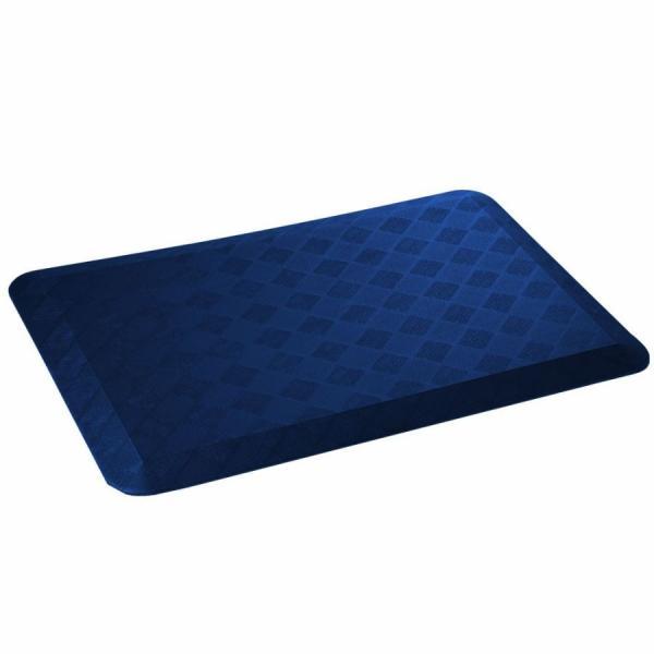 在庫限り 全米シェアNo,1疲労軽減マット 50cm×76cm×19mm 足腰に優しい低反発 簡単に洗える 耐水・耐油・耐冷・耐滑 床暖房対応|fami-renovation|04