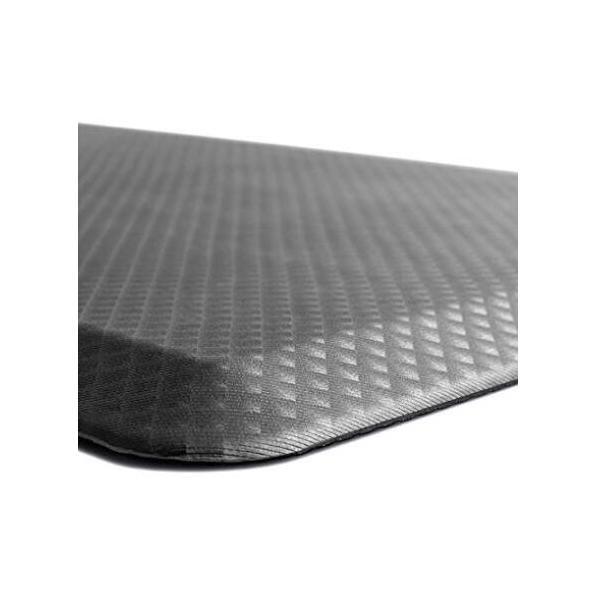 在庫限り 全米シェアNo,1疲労軽減マット 50cm×76cm×19mm 足腰に優しい低反発 簡単に洗える 耐水・耐油・耐冷・耐滑 床暖房対応|fami-renovation|02