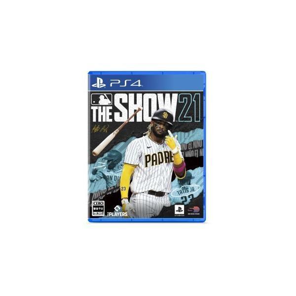 (PS4)MLBTheShow21(英語版)(新品)(特典付き)