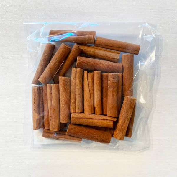 シナモンスティック 約4cm(1袋約30個)21050-000 松かさ クリスマス 実物 天然素材 familiamia 02