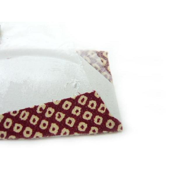 ホットメルト 薄口シート 110cm巾(1m) 芯地 アイロン接着芯 手芸材料 アイロンでちりめん生地を張り合わせる|familiamia|03