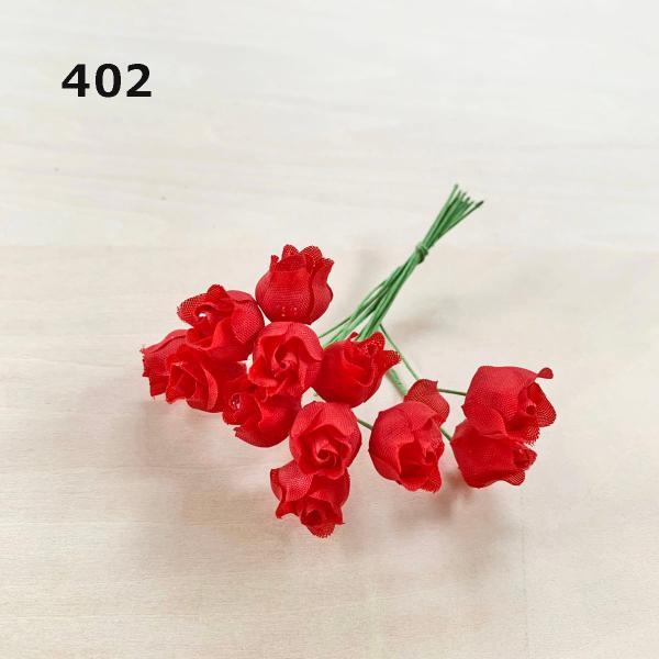 造花 「ミニローズと小花」アソートセット100本入り (1セット) アートフラワー familiamia 06