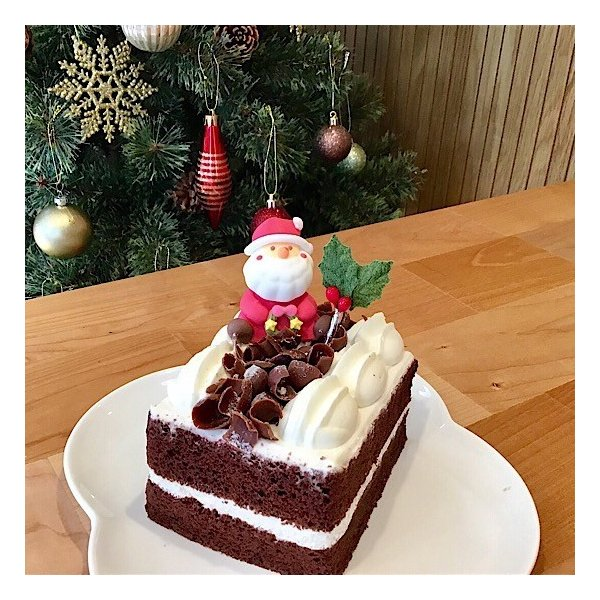 クリスマスケーキ 飾り  オーナメント FX-2 緑のヒイラギ (10本入) familiamia 04