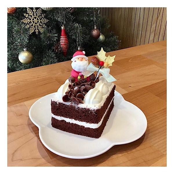 クリスマスケーキ 飾り  オーナメント FX-4  どんぐりと木の実が可愛い金のヒイラギ (10本入)|familiamia|04