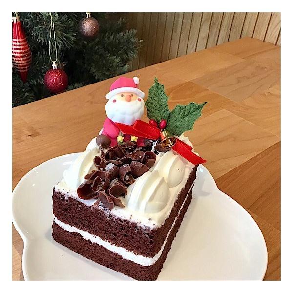 クリスマスケーキ 飾り  オーナメント FX-6  クリスマスベルがついた緑のヒイラギ (10本入)|familiamia|03